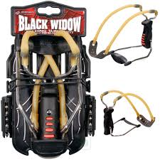 Barnett Black Widow Catapult/Slingshot with Steel Ball Ammunition - Hunting at OpenSeason.ie