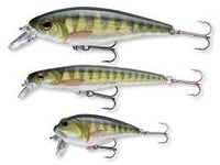 Fishing Lures - Cormoran Wobbler Set - 3 Pieces  - Perch
