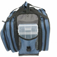 DAM Salt-X Pilk Tackle Bag - 36.5l - side View - Fishing Tackle & Accessories at OpenSeason.ie