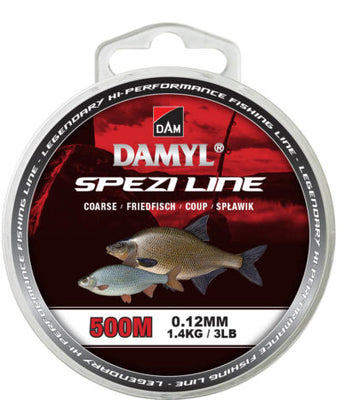 DAM Spezi Coarse Fishing Line - Coarse Fishing Tackle at OpenSeason.ie