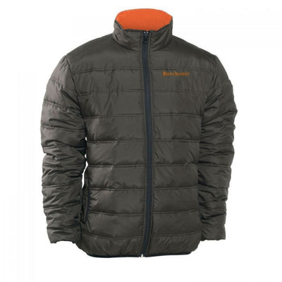 Deerhunter Shooting/Hunting/Outdoor Jacket - Attack Reversible Padded - Shooting at OpenSeason.ie