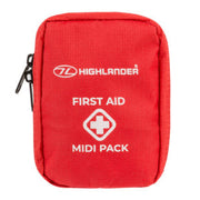 Lightweight First Aid Kit Ideal for Travel, Hiking, Camping