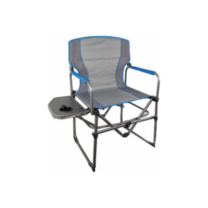 Highlander Compact Director's Chair with Table