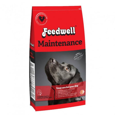 Feedwell High Quality Dog Food Maintenance Dog Training at OpenSeason