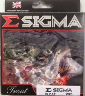 Shakespeare Sigma Floating Fly Line - Fishing Tackle at OpenSeason.ie