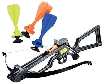 Armex Fox Joy Kids Toy Crossbow Kit with Suckered Darts