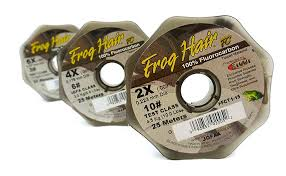 Gamma Frog Hair Fluorocarbon Tippet - Game & Fly Fishing Accessories at OpenSeason.ie