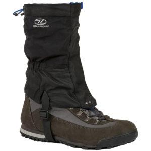 Full View - Highlander Grampian Ankle Gaiters - Waterproof & Breathable - Hiking, Hunting, Hillwalking