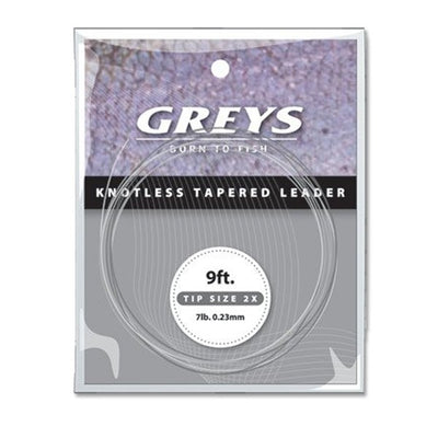Grey's Greylon Knotless Tapered Leader