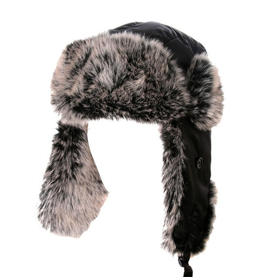 Hawkins Faux-Fur-Lined Super-Cosy Trapper Hat