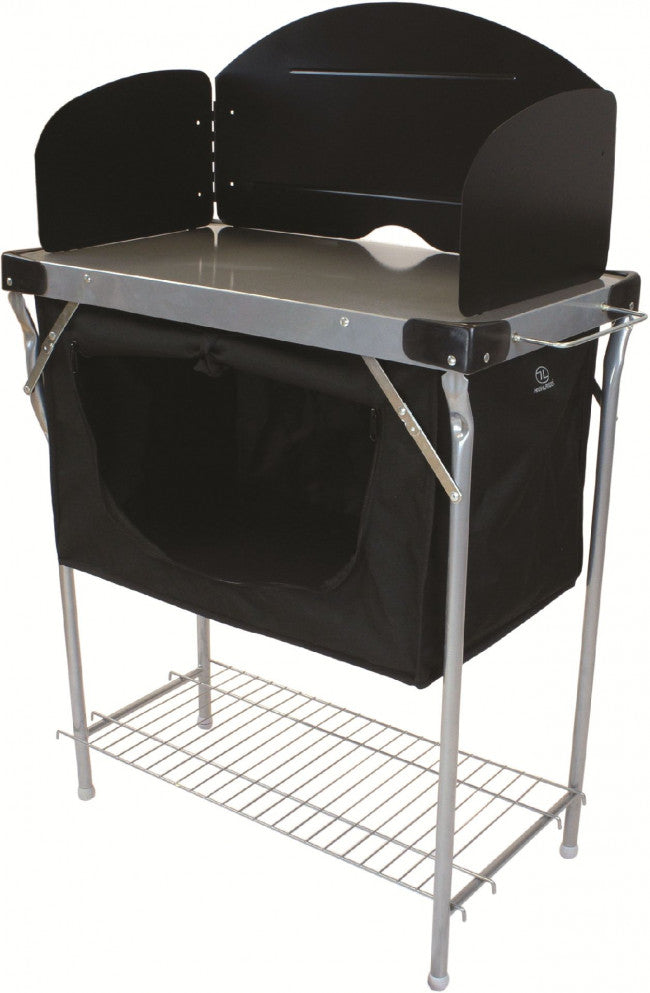 Buy Highlander Camping Cooker Stand & Cupboard - OpenSeason.ie