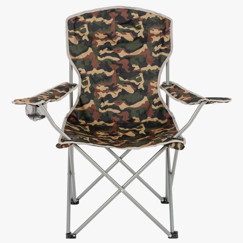 Highlander Stirling Camo Camping/Fishing Chair - Outdoor Sports & Camping at OpenSeason.ie, Nenagh, Co. Tipperary
