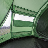 OpenSeason.ie Camping Experts - Sycamore 5 Man Easy Pitch Tent Interior View