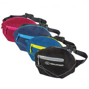 Hiking, Camping and Outdoors Highlander Tor Bum Bag/Waist Pack 2l Black
