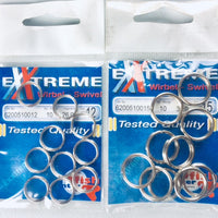 Interfish Stainless Steel Extreme Split Ring
