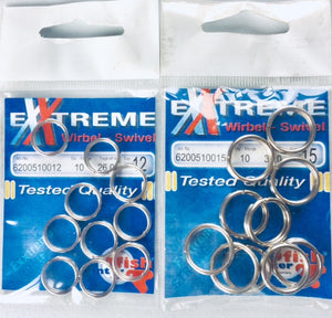 Split Ring - Stainless Steel Extreme