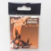 Shakespeare Devil's Own Barrel Snap Swivel