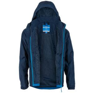Highlander Torridon 3-in-1 Waterproof/Windproof Rain Jacket - Unisex