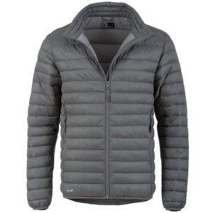 Highlander Fara Techloft Insulated & Wind-Resistant Men's Jacket Front View