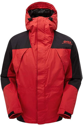 Keela Waterproof/Windproof Munro Jacket Red/Black - Outdoors, Walking, Hiking, Hunting, Fishing