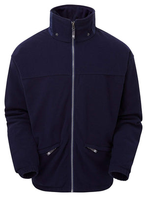 Keela Navy Neptune Waterproof/Windproof Fleece Jacket
