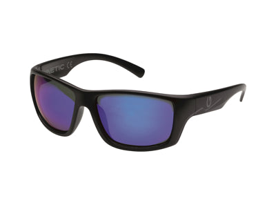Kinetic Spring Run Polarised Sunglasses - Black Frame/Blue Lens - OpenSeason.ie - Irish Family-Run Outdoor Shop