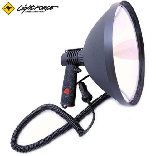 Lightforce Blitz 240mm Handheld Long-Range Halogen Spotlamp