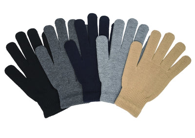 Adults' Magic Gloves - Assorted Colours