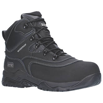 Magnum Broadside 6.0 Work/Safety Boots Side View