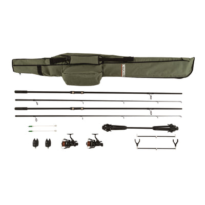 Fishing Tackle - Mitchell GT Pro Carp/Pike Combo Set