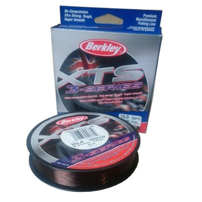 Berkley XTS 3-Series Monofilament Fishing Line