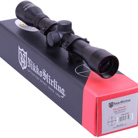 Nikko Sterling Rifle Scope 4x32 -  Shooting, Hunting