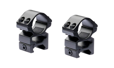 Nikko Stirling Rifle Scope Mounts MKII Match 5/8 Weaver 1