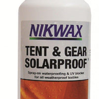 Nikwax Solarproofing Spray for tents, camping & outdoor fabrics