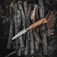 Knives & Tools - Opinel No 12 Folding Saw with Virobloc Blade Locking System