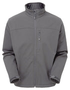Keela Ochills Softshell Outdoor Sporting/Casual Jacket - Wolf Grey
