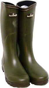 Jersey Wellington Boots - Percussion - Stalking, Shooting, Fishing, Farming