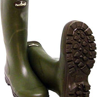 Jersey Wellington Boots View of Sole - Percussion - Stalking, Shooting, Fishing, Farming