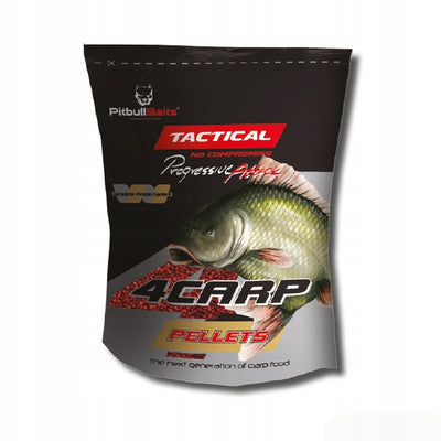 Pitbull Baits Method Feeder Micro-Pellets - Krill - 800g - Coarse Fishing Tackle | OpenSeason.ie