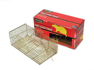 Pest Stop Cage Style Rat Trap Hunting & Outdoors OpenSeason