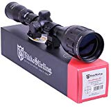 Rifle Scope - 4/12x50AO - Nikko Sterling