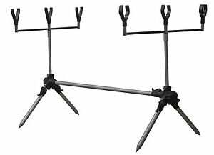 Ron Thompson 3-Rod Rod Pod with Rod Rests
