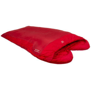 Sleeping Bag - Mummy-Style Double - Serenity 300 - Red