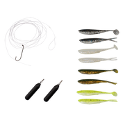 Savage Gear Finezze 11 Piece Dropshot Kit - Fishing Tackle at OpenSeason.ie