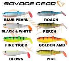 Savage Gear LB Cannibal Lure - 3g