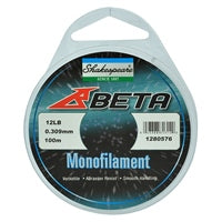 Shakespeare Beta Monofilament Line