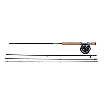 Shakespeare Fly Fishing Combo 4 piece Excellent Value