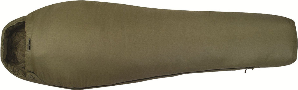 Army Style Mummy Sleeping Bag - Sleepline 350 Olive - OpenSeason.ie