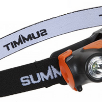 Summit Storm Force Eiger Tactical 3W Head Lamp