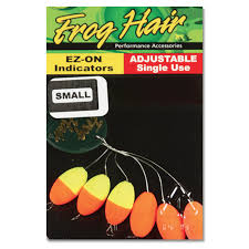 Frog Hair Ez-On Adjustable Strike Indicators - OpenSeason.ie